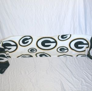 Other - Green Bay Packers Fleece Scarf